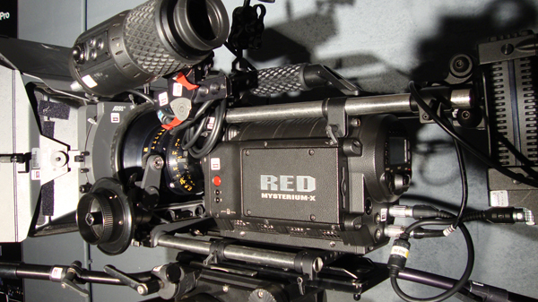 how to travel with a red camera